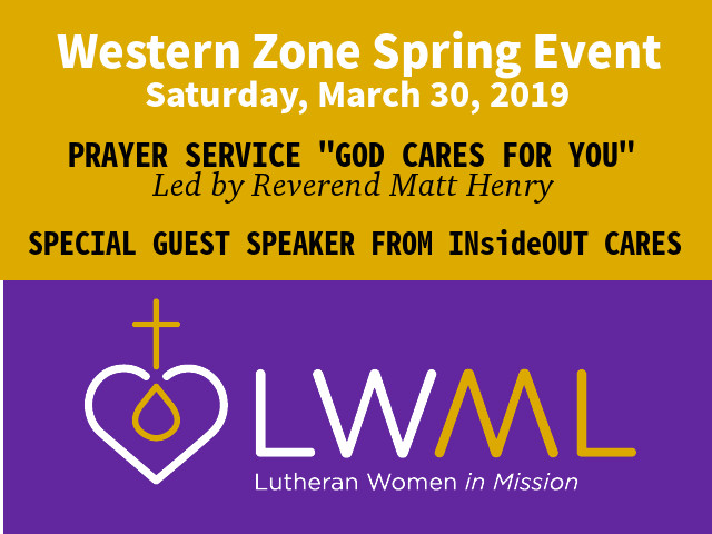 LWML Spring Event